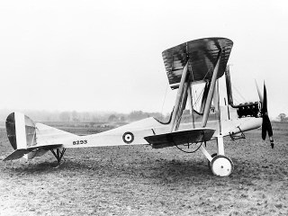 Be2c aircraft