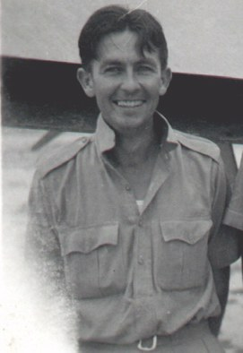 W.O. Tom Barry 113 Squadron RAAF