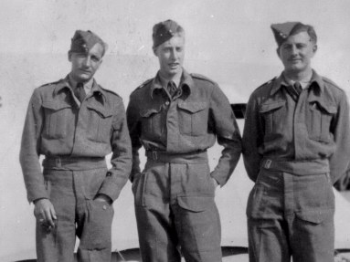 113 Squadron, Sgt Cyril Law Dec 1941 at Helwan transit camp on way to Rangoon Burma